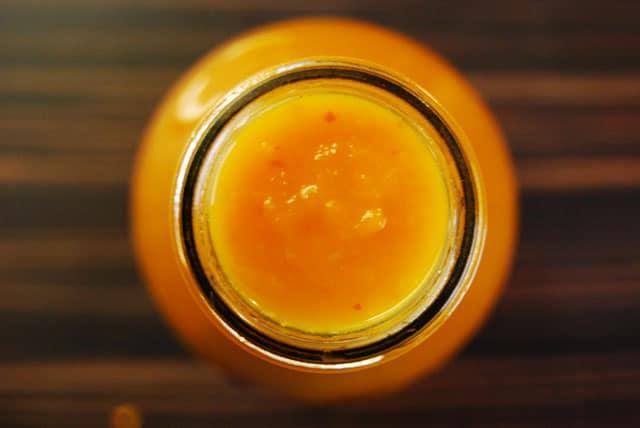 kürbis-mango-ketchup